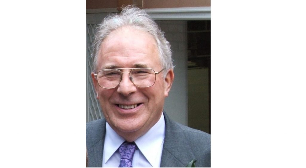 Image of John Simpson